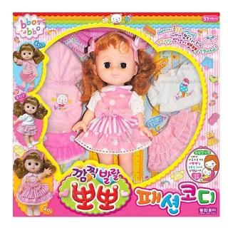 【孩子國】綺妮換裝娃娃(ST安全玩具認證)