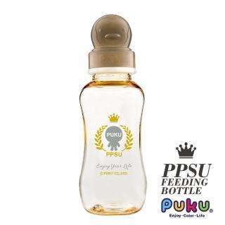 【PUKU藍色企鵝】PPSU母乳實感標準奶瓶280ML