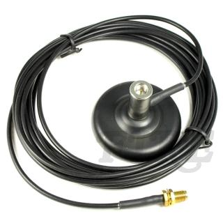 【對講機專用】簡易強力磁鐵天線固定座(MTS-18 MTS-20 VU-180  VU-280)
