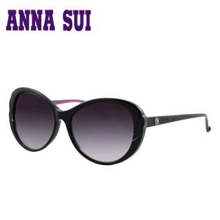 【Anna Sui】夜之尤物系列太陽眼鏡禮盒組(AS925-001-黑色)