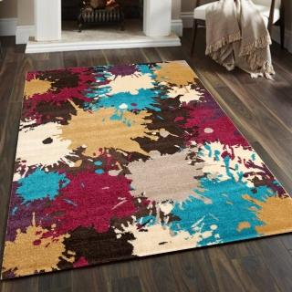 【Ambience】Milano 現代地毯-爭豔(160x230cm)