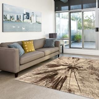 【Ambience】Milano 現代地毯-放射(160x230cm)