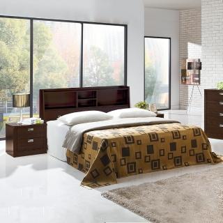 【樂和居】亞特蘭5尺雙人床頭箱(不含床板、床墊)