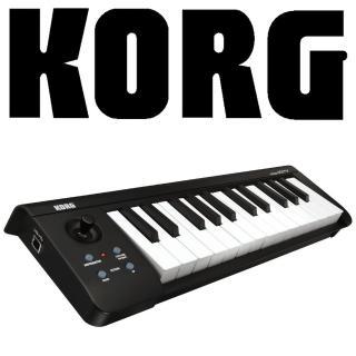 【KORG】Microkey2 迷你主控鍵盤25鍵 / USB傳輸 / 公司貨(microkey2-25)