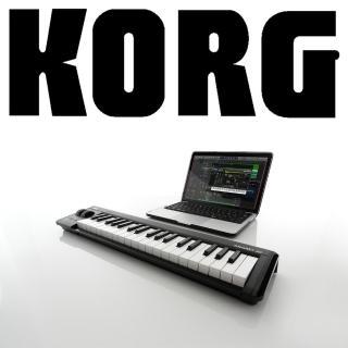 【KORG】Microkey2 迷你主控鍵盤37鍵 / 藍芽傳輸 / 公司貨(microkey2-37 AIR)