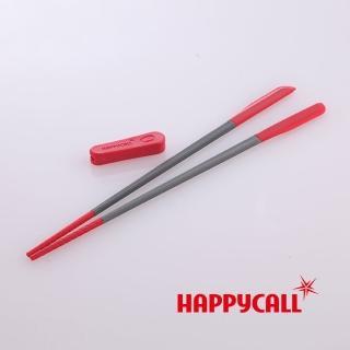 【韓國HAPPYCALL】耐熱矽膠料理筷(三色可選)