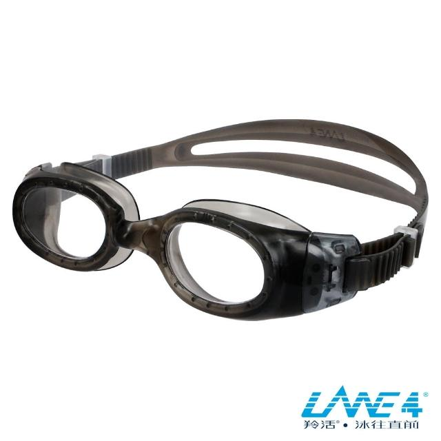 【LANE4羚活】青少年用抗UV舒適泳鏡(A331)