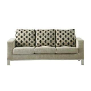 【Bernice】瑪莎三人座布沙發