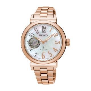 【SEIKO LUKIA】繽紛亮眼經典機械錶女錶(4R38-01E0K)