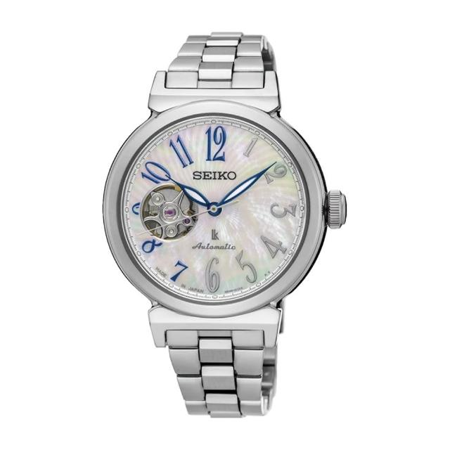 【SEIKO LUKIA】繽紛亮眼經典機械錶女錶(4R38-01E0S)
