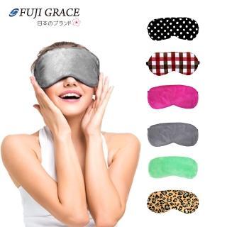 【阿莎&布魯】可拆式多功能USB熱敷眼罩(六款任選)