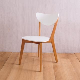【AS】安娜全實木餐椅-三色可選(餐椅)