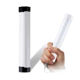 LED 隨身充電燈管 USB鋰電2600MA大容量 5檔調光/爆閃 帶磁鐵可吸附 最高可亮100小時
