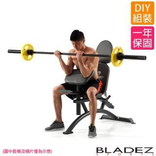 【BLADEZ】BW20-複合式重訓椅 啞鈴訓練 重量訓練 舉重床 啞鈴椅