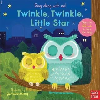 【Song Baby】Sing Along With Me! Twinkle、Twinkle、Little Star 小星星(英國版操作書)