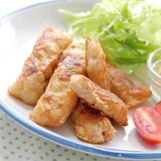 【鮮食家任選799】日芳珍饌 鮮蝦海鮮卷(12條-280g/盒)