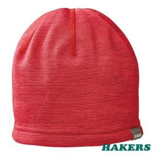 【HAKERS 哈克士】保暖帽(玫瑰粉)