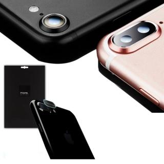 【more.】IPHONE 7 4.7 鏡頭環+鋼化玻璃鏡頭貼 四合一超值組合(鏡頭貼 鏡頭環 按鍵貼 碳纖維背貼)