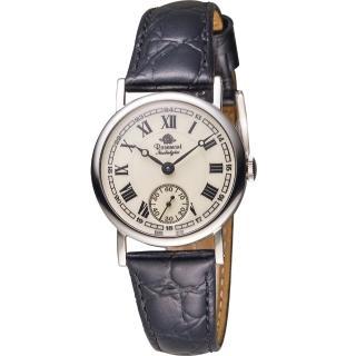 【Rosemont】戀舊系列 經典復刻時尚腕錶(TN008-SWR-BK)