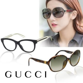 【FENDI】-時尚太陽眼鏡(琥珀色)