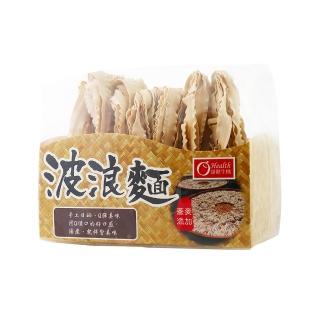 【康健生機】波浪麵-蕎麥口味(420g)