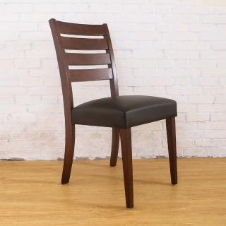 【Bernice】蓋恩實木餐椅/單椅