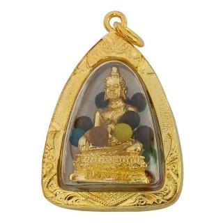 【十相自在】4.5公分 小佛像/法像 甘露佛龕掛墜吊飾(釋迦牟尼佛)