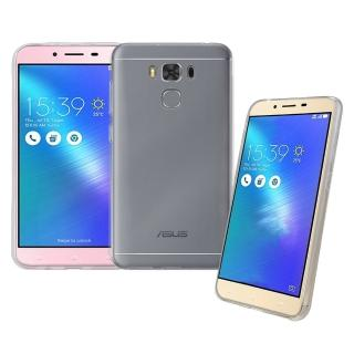 【LUCCIDA】ASUS Zenfone3 Max ZC553KL(超薄透明軟式保護套)