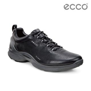 【ECCO】BIOM FJUEL 機能健走鞋(黑 83751301001)