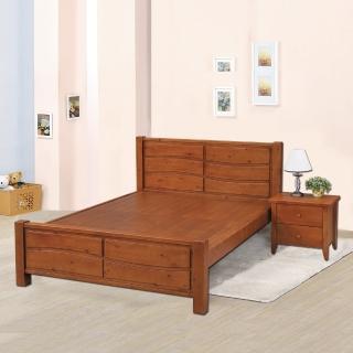 【時尚屋】瑪莎5尺雙人床(G17-A071-1)