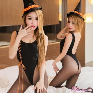 【Anna Mu】角色扮演 女巫死庫水二件式角色扮演服