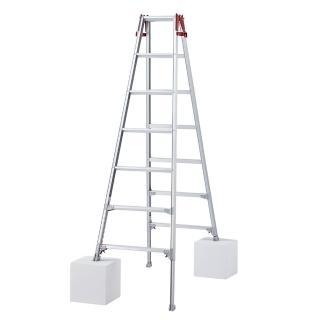 【長谷川】四腳可伸縮兩用梯(RYZ-21)