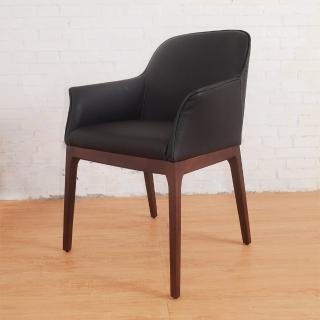 【Bernice】德爾實木餐椅/單椅