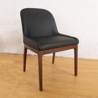 【Bernice】波特實木餐椅/單椅