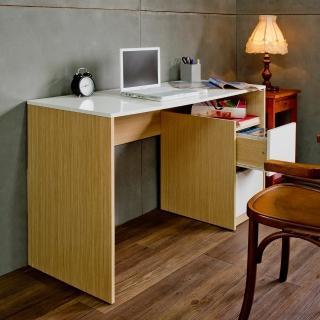 【奧古德】日式經典時尚二抽書桌
