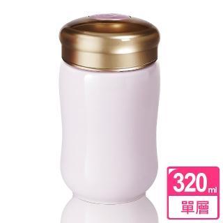 【乾唐軒活瓷】快樂隨身杯 / 粉紅 / 小 / 單層