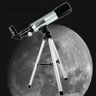 天文望遠鏡 最高90倍 口徑50mm(觀星 賞鳥)
