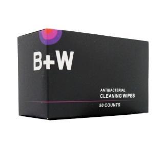 【B+W】B+W 光學精密器材專用(濕式拭鏡紙50入)