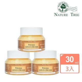 【Nature Tree】黃金賦活乳霜(30ml x3入)