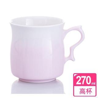 【乾唐軒活瓷】甜心杯 / 白粉紅