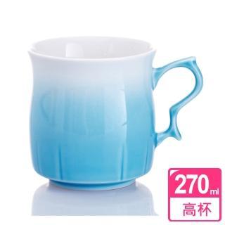 【乾唐軒活瓷】甜心杯 / 白藍