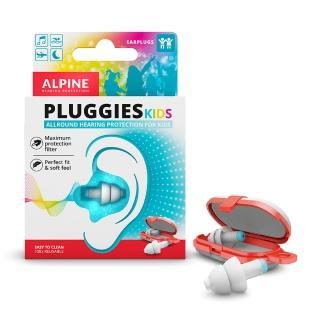 【Alpine】荷蘭原裝進口 Pluggies kids 頂級兒童全效飛行耳塞