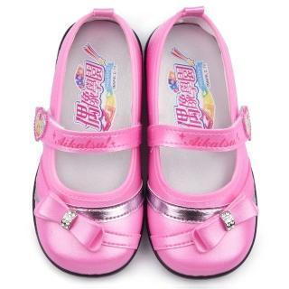 【童鞋城堡】偶像學園 中大童 甜美可愛公主鞋(ID8906-粉)