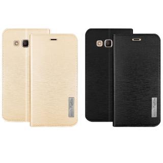 【Metal-Slim】Samsung Galaxy J2 Prime(流星紋TPU站立皮套)