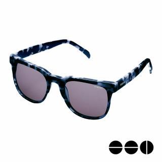 【KOMONO】CRAFTED工藝款手工太陽眼鏡 Riviera(迷幻靛藍)
