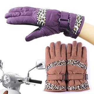 【Ex-sports】防水保暖手套 超輕量多功能(女款-7360)
