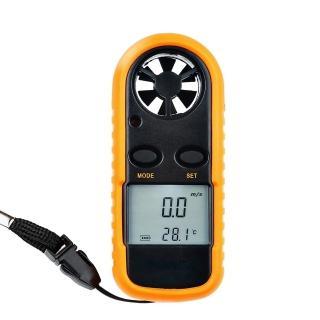 【BENETECH】GM816 掌上型 風速計 風速儀 溫度計 風力發電