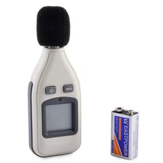 【BENETECH】GM1351 掌上型 噪音計 分貝計 噪音儀 分貝儀