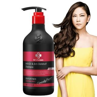【台塑生醫】Dr's Formula控油抗屑洗髮精-升級版(580g)