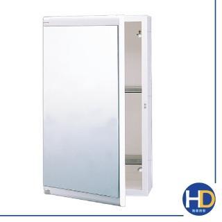 【雙手萬能】浴室置物保健兩用箱(浴室鏡箱)